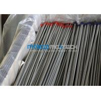 Buy cheap Bright Annealed Stainless Steel Seamless Hydraulic Tube ASTM A213 TP316L ISO from Wholesalers