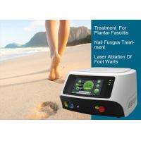 Buy cheap Safety Nail Fungus Laser Machine For Onychomycosis / Toenail Infection Treatment from wholesalers