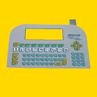 Buy cheap SOMET THEMA SE LOOM SPARE PARTS, KEYBOARD MEMBRANE SWITCH BDM213A from wholesalers