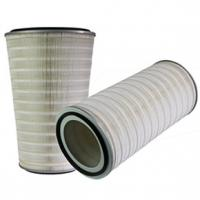Buy cheap Conical / Cylindrical Industrial Air Filter Cartridge Prolonging Life Span from wholesalers