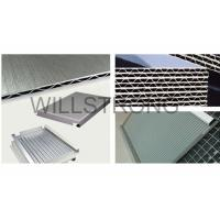 Buy cheap Strong Rigidity Rot Proof Corrugated Aluminium Sandwich Panel Width 1000mm from wholesalers