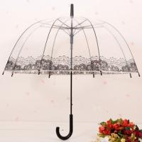 Buy cheap 2012 PVC Umbrella & Transparent Straight Umbrella Factory from wholesalers