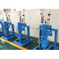 Buy cheap Skid Mounted Chemical Injection Pump Skid For Industrial Liquids from wholesalers
