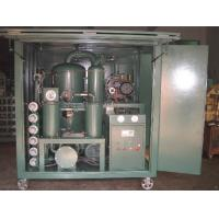 Buy cheap Two-Stage Transformer Oil Filtration Oil Distillation Oil Reprocessing Machine from wholesalers