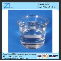 Buy cheap Formic Acid (64-18-6) for Agriculture Grade from wholesalers
