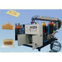 Buy cheap Energy Saving PU Foaming Injection Molding Machine CE Certificated from wholesalers