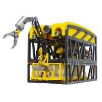 Buy cheap Deep Sea Working ROV with Manipulator Arm and Basket,VVL-VT1000-6T  1080P HD camera from wholesalers