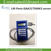 Buy cheap Test Tool Original Elevator Spare Parts for adjusting PCB GECB Parameter GAA21750AK3 from wholesalers