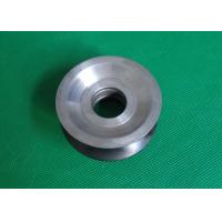 Buy cheap V-Belt Aluminum Wire Cable Pulleys , Diameter 80 x 30mm Aluminum Guide Pulley from wholesalers