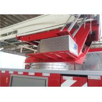 Buy cheap Mercedes Aerial Ladder Fire Truck from wholesalers