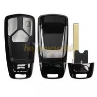 Buy cheap HU66 Smart Key FOB Case For 2017-Up Audi A4 A5 Q7 Audi Remote Key Shell product
