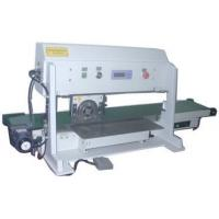 Buy cheap Top speed v-cut pcb separator high standard material with conveyor belt from wholesalers