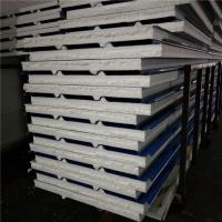 Buy cheap soundproof 1050mm type eps sandwich panel with 14kg for prefabricated buildings from wholesalers