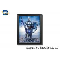 Buy cheap Promotional 3D Lenticular Pictures With PVC Frame /lenticular Photography from wholesalers