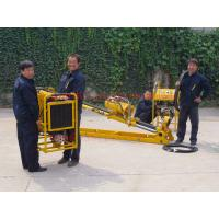 Buy cheap Portable Slope Engineering Anchor Drilling Rig with 80m Drilling depth 200mm diameter Capacity AK80 from wholesalers