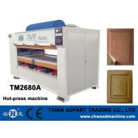 Buy cheap TM2680A WOOD VENEER MEMBRANE PRESS MACHINE from wholesalers