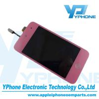 Buy cheap Pink 3.5 Inches Original Cell Phone LCD Screen Replacement For iPod Touch 4 from wholesalers