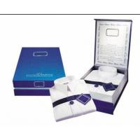 Buy cheap T-Shirt Box , CMYK Colors Cardboard Box Packaging For Textile T-shirt from wholesalers