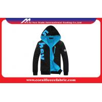 Buy cheap Adult / Youth / Children Windproof Hood Outdoor Jacket Coats Lightweight Mens Black Jacket from wholesalers