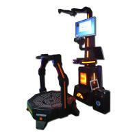 Buy cheap Reasonable Design Virtual Reality Running Machine Super Safe Equipment Protection from wholesalers