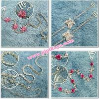 Buy cheap Decorative Rhinestone Straps from wholesalers