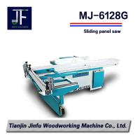 Buy cheap JINFU MJ-6128GT Horizontal Precision Sliding Table Panel Saw ( 90 degree) manufacturer from wholesalers