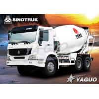 Buy cheap HOWO 6x4 ENGINE POWER 371HP, MIXING CAPACITY 10CBM MIXER TRUCK from wholesalers