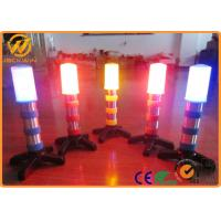 Buy cheap 3 pcs AAA Dry Battery Powered Strobe Light 360 Degree LED Array Weather Resistant from wholesalers