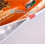 Buy cheap 25kg Custom Print Laminated Pet Food Bag with Slider Zipper, 2Kg 5Kg 10Kg Dog Food Package Big Capacity Bags For Petfood from wholesalers