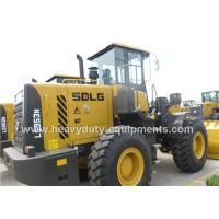 Buy cheap LG953N wheel loader with weichai WD10G220E23 polit control with 5 tons loading capacity from wholesalers