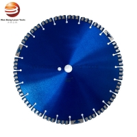 Buy cheap OEM Concrete Diamond Blade for Stone Masonary Cutting with Eagle Segments from wholesalers