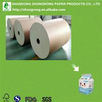 Buy cheap poly coated paper board for fresh milk packaging from wholesalers