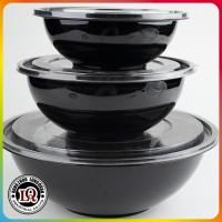 Buy cheap Disposable Clear Plastic Salad Bowl from wholesalers