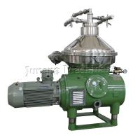 Buy cheap Factory use virgin coconut oil centrifuge machine continuous operate disc oil separator product