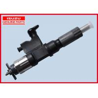 Buy cheap Black ISUZU Genuine Parts Diesel Injector Nozzle For NPR75 8982843930 from wholesalers