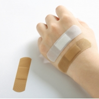 Buy cheap china manufacturer price white band-aid fabric medical wound adhesive plaster from wholesalers