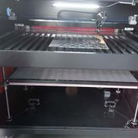Buy cheap Computer Embroidery Laser Cutting Machine Water Cooling And Protection System from wholesalers