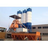 Buy cheap Construction Equipment Automatic Concrete Batching Plant Stable Performance from wholesalers