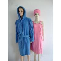 Buy cheap Microfiber Bathrobe Wholesale from wholesalers