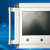 Buy cheap Custom Electrical Console Enclosures , Spray Paint Electrical Enclosure Cabinet product