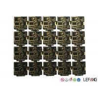 Buy cheap Custom 1.0 Mm 4 Layers High Frequency PCB Double Sided with ENIG Surface product