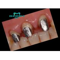 Buy cheap Precious Dental  PFM  Crown Palladium Silver Dental Post and Core from wholesalers