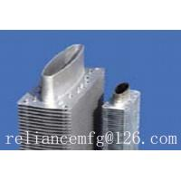 Buy cheap Elliptical Carbon Steel Finned Tubes for Air Preheater / Heat Exchanger product