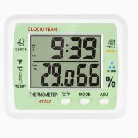 Buy cheap Everyday Alarm Function Digital Thermomete Hygro KT-202, Temperature Unit ℃/℉ Changeable product
