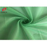 China 100% Polyester Warp Knitting Sports Mesh Fabric For Lining Bags on sale