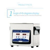 Buy cheap Printhead  Benchtop Ultrasonic Cleaner 3L from wholesalers