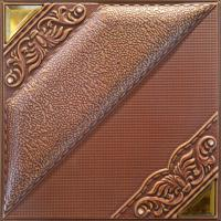 Buy cheap Model Style Square 3D Leather Wall Panels With Natural Material from wholesalers