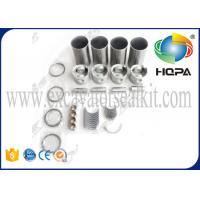 Buy cheap 4JB1 Engine piston liner piston ring main bearing connect rod bearing thrust wash from wholesalers