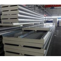Top quality PU Cold Room Insulated Sandwich Panels for sale