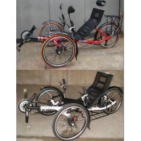 Buy cheap USA style Recumbent Trike from wholesalers